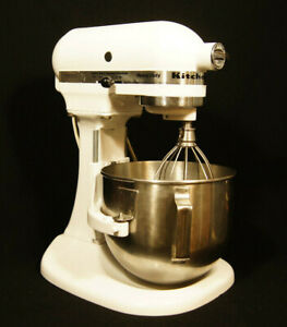 KitchenAid Heavy Duty Stand Mixer K5SS Excellent Condition