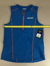 Zoot Mens Size Medium M Tri Triathlon Top (6919-2)