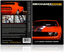 ASE Certification TEST PREP Study Program L1 X1 C1 Mechanic Series DEALERSHIP CD