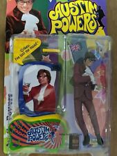 "Austin Powers Action Figure ""Very Shagadelic"""
