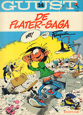 GUUST 14 - DE FLATER-SAGA - Franquin