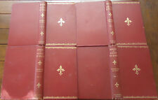 Memoirs of Madame Du Barri - Vols 1, 2, 3 & 4 - 1896 - Translated from French