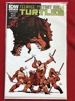 IDW Teenage Mutant Ninja Turtles # 16 Cover A