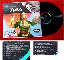 LP Yma Sumac Voice of Xtabay Inca Tacqui