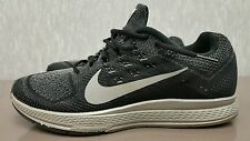 Nike Zoom Structure 18 Flash, Men's Running Shoes, 683934 001, Size 12.5, Black