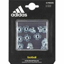 adidas STUD RECEPTACLES 4 x 12mm/8 x 10mm Kaiser & World Cup Boots FAST SHIP