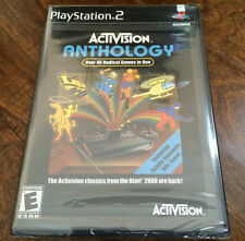 ACTIVISION ANTHOLOGY Playstation 2 PS2 Brand NEW FACTORY SEALED NIB CIB Complete