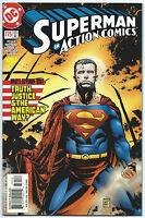 ACTION COMICS #775 Mar 2001 DC Comics NM 9.4 W 1st App MANCHESTER BLACK & ELITE