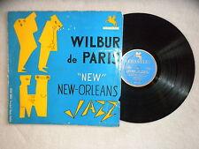 """LP WILBUR DE PARIS and his NEW NEW ORLEANS JAZZ """"Sans titre"""" VERSAILLES µ"""