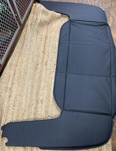 2011-2015 Chevrolet Camaro Convertible Top Tonneau Boot Cover BLACK 11-15 Oem