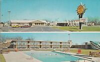 LAM(X) Valdosta, GA - Quality Courts Motel - Two Exterior Views