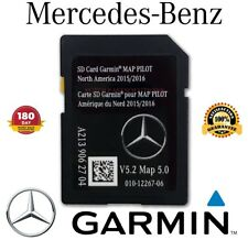 2017 Mercedes Benz Garmin Map Pilot Navigation SD Card A2139062704 North America