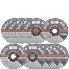 10 Stck. Trennscheiben Ø125 mm Flexscheiben Inox Edelstahl Metall Extradünn 1 mm