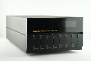 Meridian Mk1 204 FM Tuner Timer