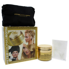 24K Gold Pure Luxury Age-Defying Hair Mask & Bonnet System by Peter Roth - 1 Pc