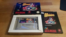 The Brainies OVP CIB PAL SNES Super Nintendo Boxed #4