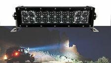 "12"" E-US Ultra Spot 60w LED Light bar Off Road Fog Hyper Beam Race 4X4 Truck SUV"