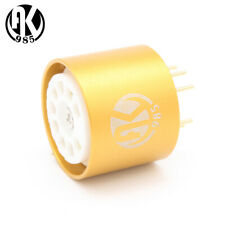 ECC83 12AX7 12AU7 To 6N2 6N6 6DJ8 Vacuum Tube Amp Convert Socket Adapter