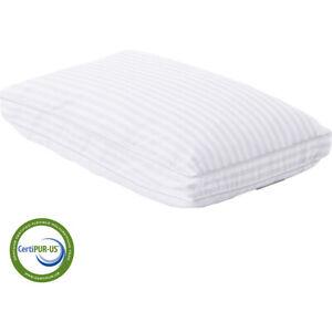 Malouf Convolution Memory Foam Pillow, King