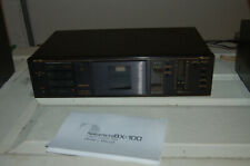 New ListingNakamichi Bx-100 Two Head Cassette Deck (1984-87) Nice!