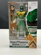 Power Rangers Lightning Collection Wave 7 MMPR GREEN RANGER Tommy IN STOCK