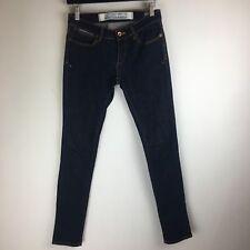Vintage Superdry Jeans - Skinny Fit Dark Wash - Tag Size: 26x32 (28x31) - #3396