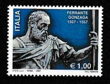 Italy 2007 Gonzaga Sc# 2787 Mnh Mint/Never Hinged