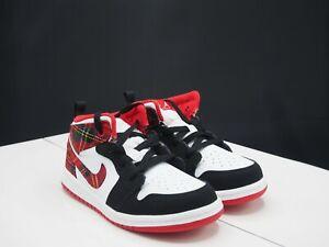 "Nike Air Jordan 1 Mid ""Bad Santa"" 640735-607 PS size 10C"