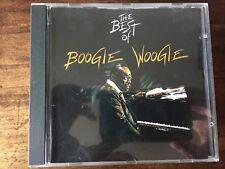 COUNT BASIE & HIS ORCHESTRA - THE BEST OF BOOGIE WOOGIE