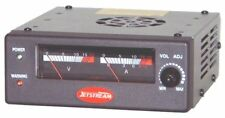 Jetstream JTPS14M 14 Amp Power Supply w/volt and current meters