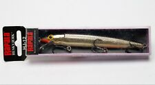 Rapala Rattling Suspending HJ-12 S Silver/Gold HJ12 Topwater Fishing Lure