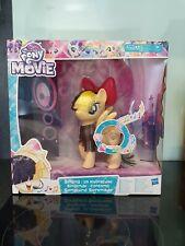 My Little Pony The Movie Singing Songbird Serenade Figure * Light & Sound