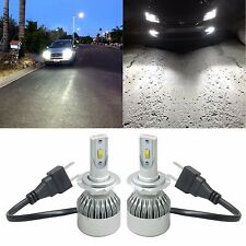 H7 LED Headlight Bulb High Low beam Conversion For fits Mercedes Benz CLK SLK ML