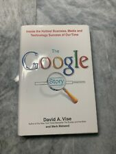 The Google Story By David A Vise Hardcover