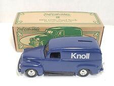ERTL Knoll Group Die-Cast Panel Truck Bank