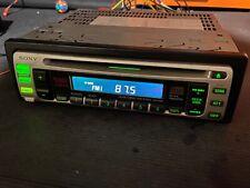 Sony CDX 1300 Car Stereo, Vintage