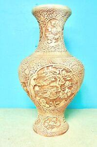 Large Ceramic Floor Vase Flower Vase Home Decor' Oriental Design Tall