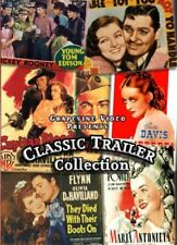 Classic Trailer Collection [New DVD] Black & White