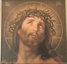 Holy Face of Jesus 8x8 Canvas Picture - Veronica's Veil