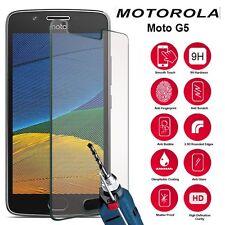 Per Motorola MOTO g5-custom made in vetro temperato PELLICOLA PROTEGGI SCHERMO
