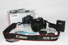 "Canon EOS 450D Kit  Digitale SLR Kamera mit EF-S 18-55 IS "" Top Zustand """