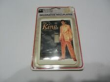 """Elvis """"The King`single light switch cover plate"""