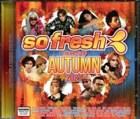 So Fresh Hits Of Autumn 2021 CDNEW Tones And I The Kid Laroi The Weeknd