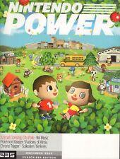 Nintendo Power Magazine Animal Crossing City Folk December 2008 021218nonr