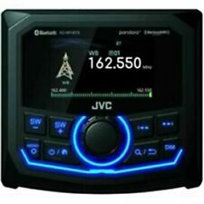 JVC KDMR1BTS  DIGITAL MARINE MEDIA RECEIVER W/BLUETOOTH