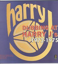 HARRY J DUBBING AT HARRY J's 1972 - 1975 NEW CD £9.99