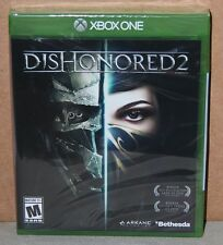 Dishonored 2 (Microsoft Xbox One, 2016) Brand New, Sealed, Trusted US Seller