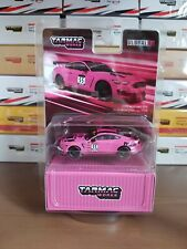 Tarmac Works 1/64 Ford Mustang GT4 Pirelli World Challenge 2018 No Hot Wheels
