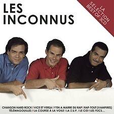 Les Inconnus - La Selection Les Inconnus [New CD] Germany - Import