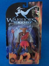Toy Figure-Warriors of Virtue-Chi-non ouvert 1997 Jouet